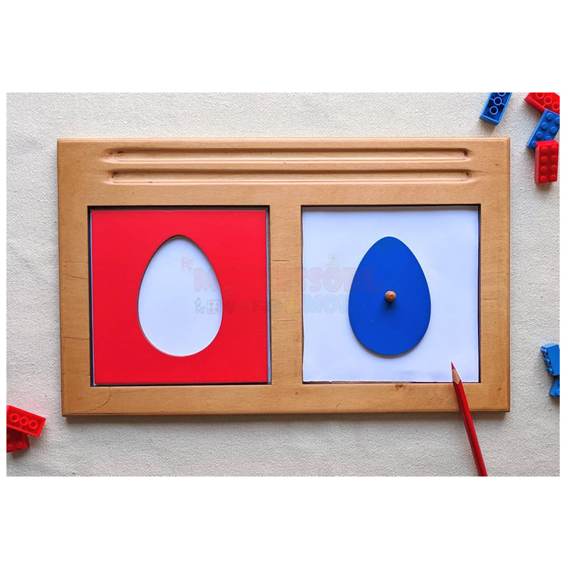 Writing tray-Montessori