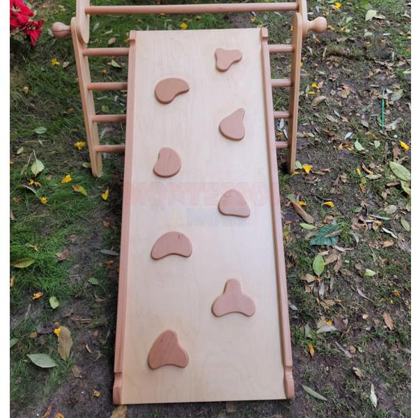 Pikler Trinagle Blocks Slide