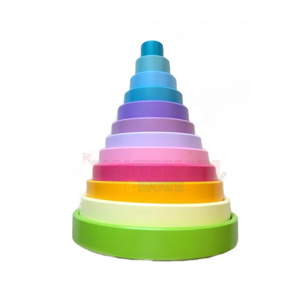 Pastel Large Rainbow